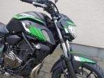 MT-07 GREEN EDITION Front